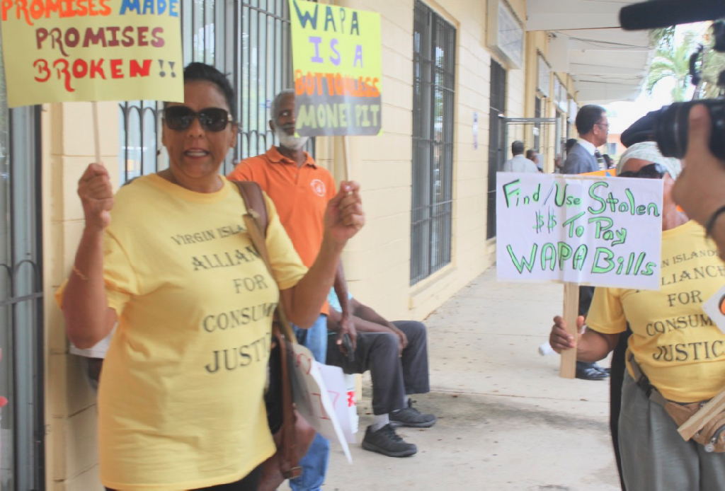 PSC Pushes Proposed WAPA Rate Increase to October - St  John