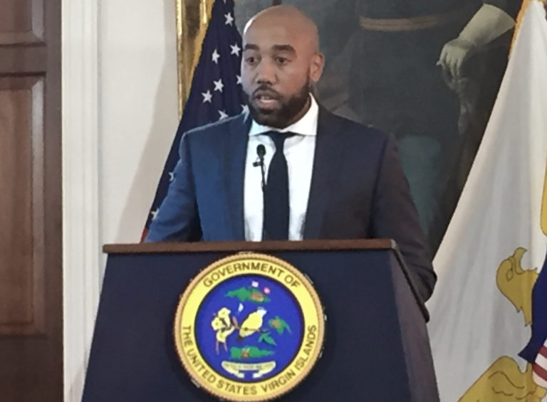 News Conference: Governor Continuing to Press HUD on Disaster Funds