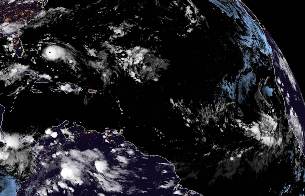 Tropical Depression Expected to Form in the Atlantic Today