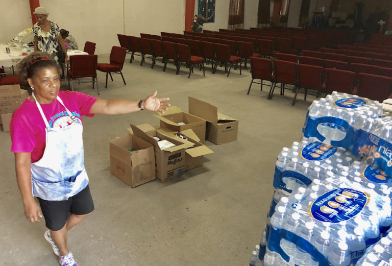 Veteran Relief Team Gears Up to Help Bahamas