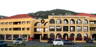 The GERS office on St. Thomas.
