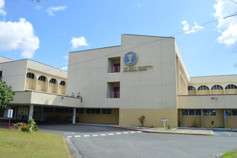 Gov. Bryan Bypasses Procurement Rules for Luis Hospital Work