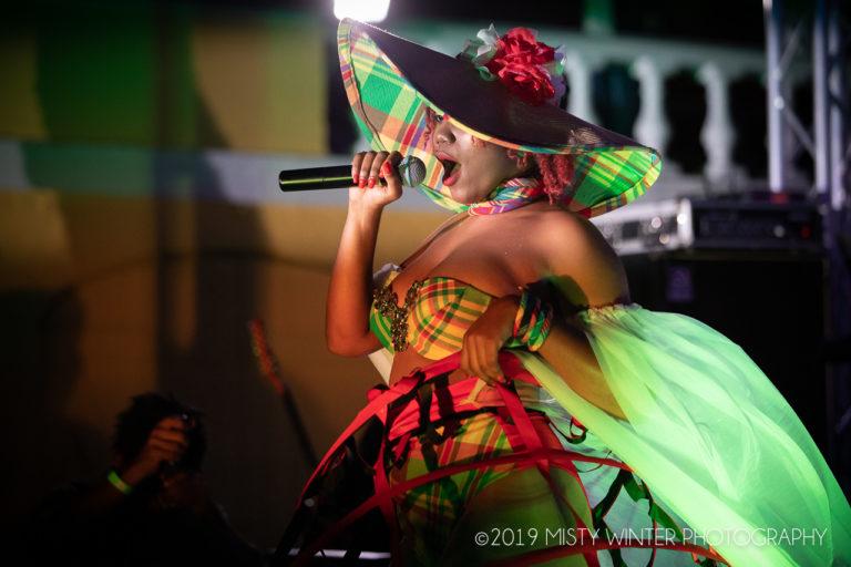 STX Festival Season Kicks Off with 'Carnival Meets the Runway'
