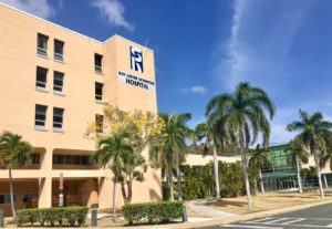 Schneider Regional Medical Center is the hospital for St. Thomas. (Source file photo by Kelsey Nowakowski)