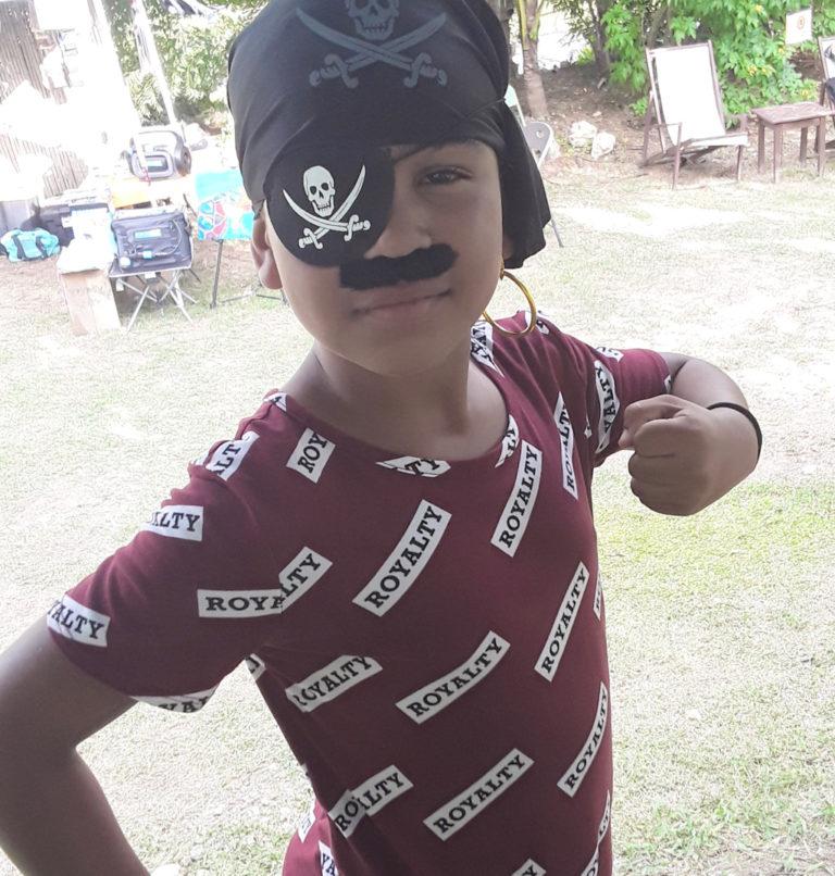 Pirates Give Instead of Take at Ricardo Richards Treasure Hunt
