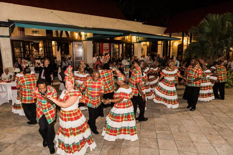 We Deh Yah Quadrille Dancers to Sashay Through Italy and France