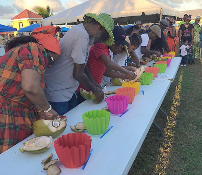 Annual Crucian Coconut Festival Set for Sunday