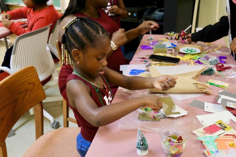 4-H Holds Christmas Ornament Festival at UVI on STX