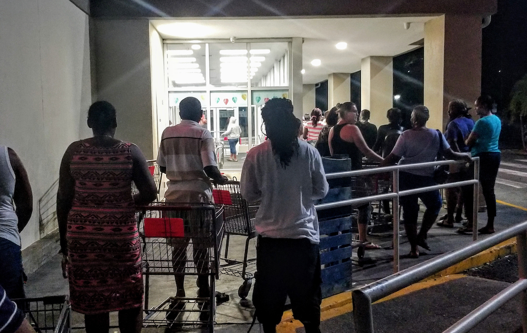 Kmart Black Friday Draws Fewer V I  Shoppers than in Recent