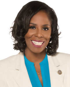 Delegate to Congress Stacey Plaskett