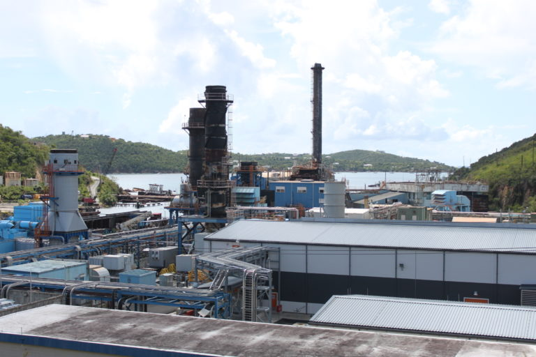 WAPA Looking for Cause of Monday Morning's Power Outage on STT, STJ
