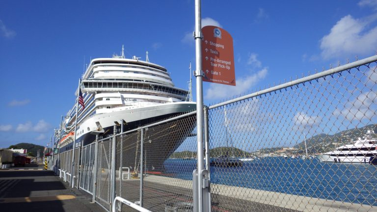 All Cruise Lines Hit Pause, Inflicting Blow to USVI Economy
