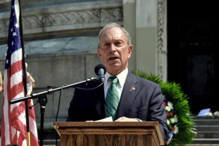 Plaskett Endorses Bloomberg as 'Best Chance to Beat Trump'