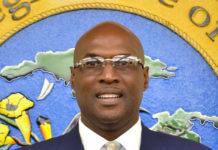 Senate President Novelle E. Francis Jr.