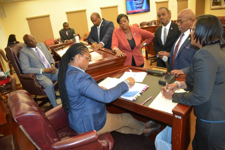 Eight Bills Moved Forward, Two Held in Committee