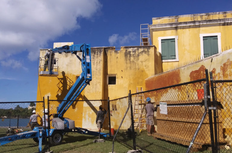 C'sted Fort Closed This Week, Will Reopen with Refurbished Gate