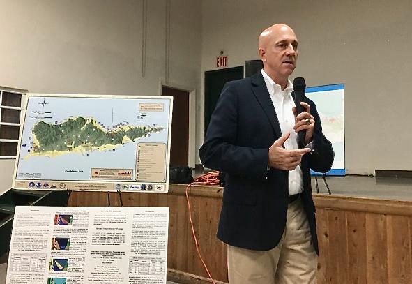 Tsunami Warning Sirens Will Be Back by September, VITEMA Director Says