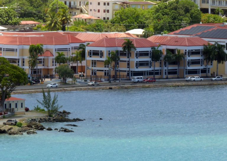 Four STT Corrections Officers Found Asleep on the Job
