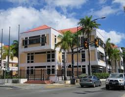The Alexander Farrelly Criminal Justice Complex in St. Thomas is a source of concern following recent allegations of corrections officers asleep on the job. (File photo)