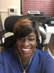 Daphne O'Neal, serves as the USVI Office of Highway Safety Director (O'Neal provided photo)