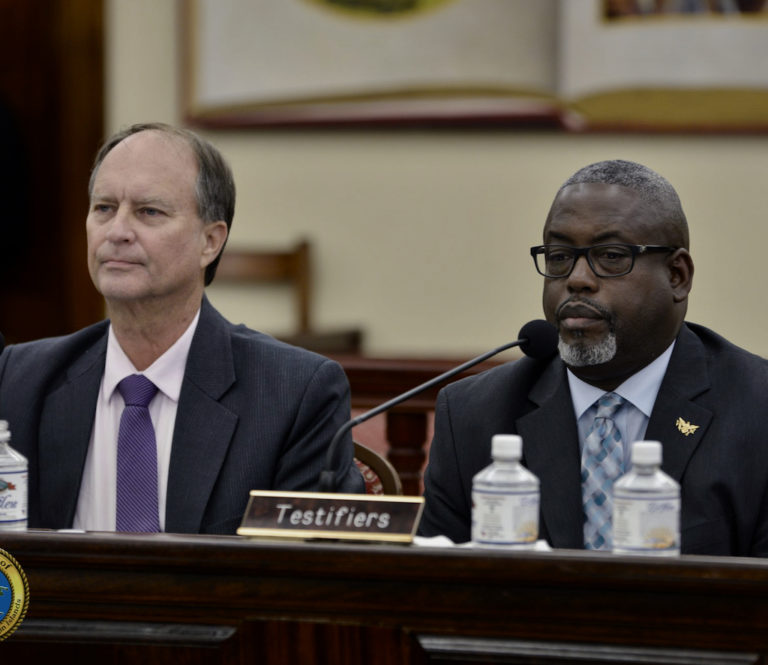 Panel OKs Bill to Curtail 'Chaos,' Prevent Sinking, Lopsided Capital Projects