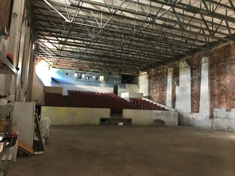 New Alexander Theater to Revitalize Christiansted's Sunday Market Square