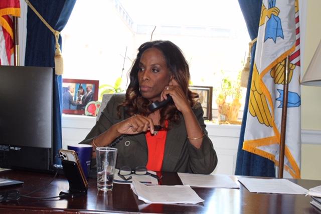 Plaskett: New Congressional Aid Package Fully Includes USVI