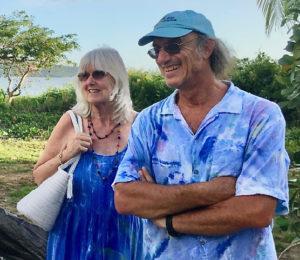 Susan and David Silverman (Source file photo)