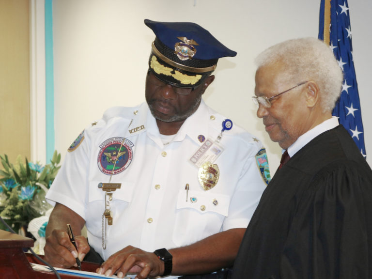 New Chiefs See Community Relations, Steady Hand As Priorities