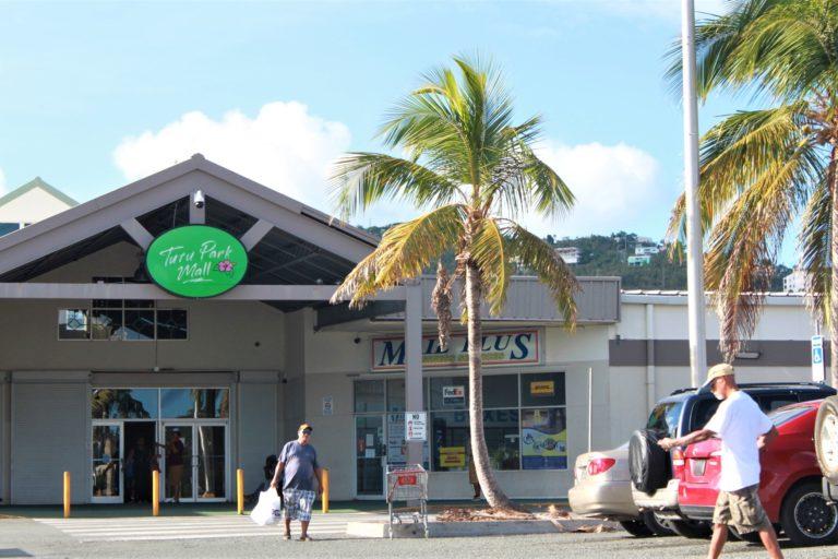 STT Mall Commerce Slows in the Midst of Coronavirus Worries