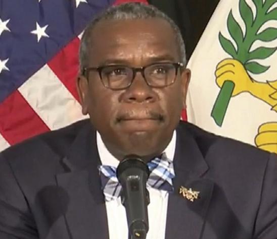 Governor Announces $7.8 Million CARES Grant to U.S. Virgin Islands