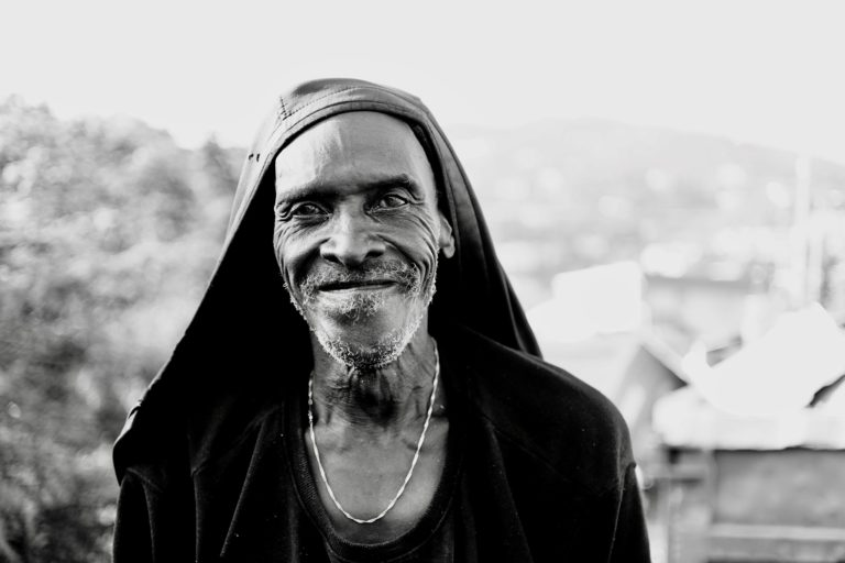 Clay Jones Homeless Project: Dale Creque