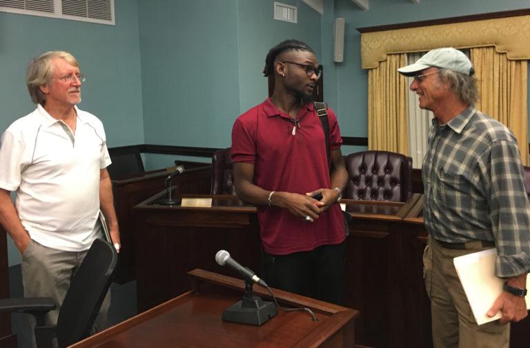 STJ CZM Committee OKs Lovango Cay Beach Club Permits