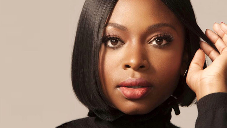 Crucian-Rooted 'Power' Star Naturi Naughton Steps Up for Big Island