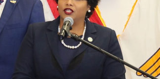 Education Commissioner Racquel Berry-Benjamin