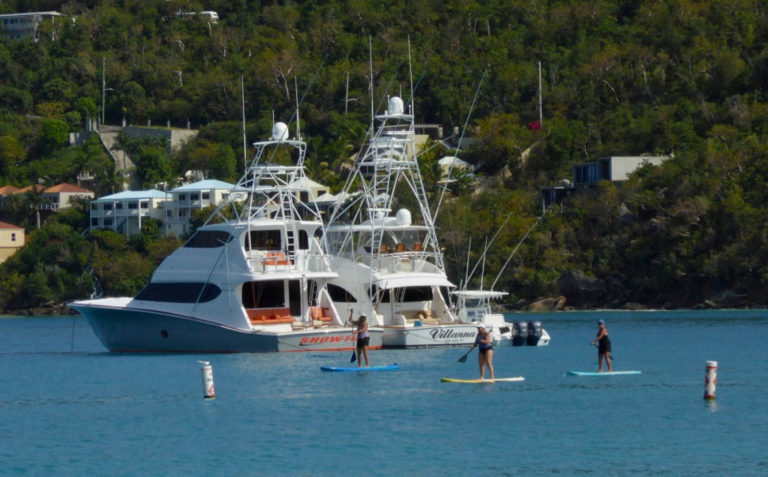 Boating in the USVI: Recreational Boating Industry Thrives on St. Thomas and St. John