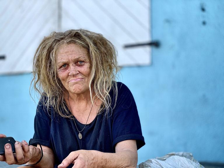 Clay Jones Homeless Project: Deborah Carlisle