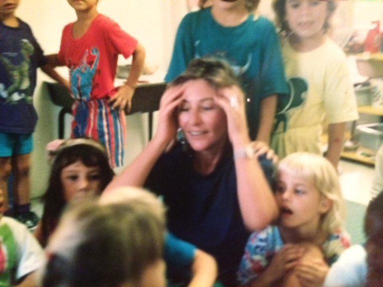 Former Pine Peace Principal Beth Knight Retires