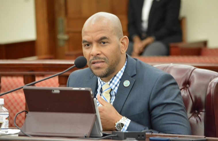 Public Works Commissioner Nelson Petty Jr. Resigns