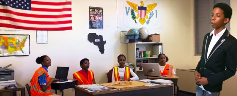 BCB Middle School Team Wins National MATHCOUNTS Video Challenge