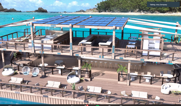 Judge's Ruling on Cowgirl Bebop Opens Path for Floating Lounge