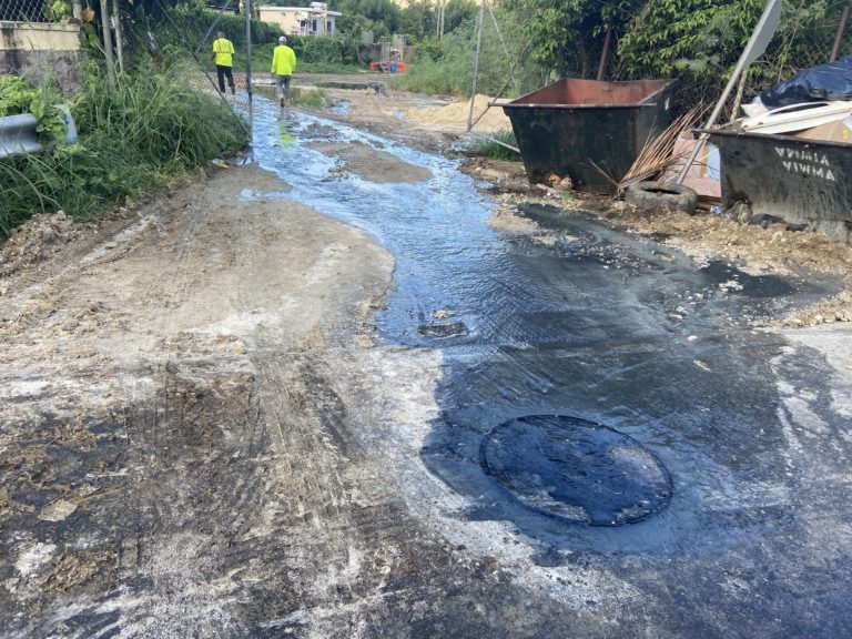 Answer Desk: Man-Made Manhole Mess in Bovoni Being Addressed