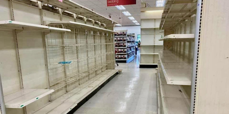 Attention Kmart Shoppers: Empty Shelves Don't Mean Stores Are Closing