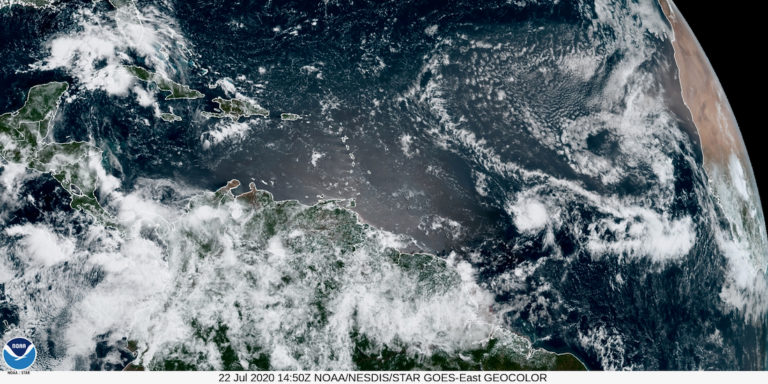 Tropical Storm Gonzalo Forms, May Be Hurricane by Thursday