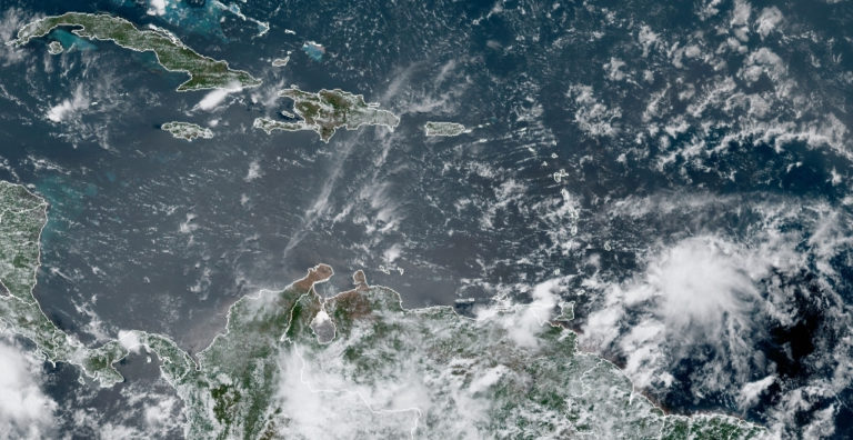 Tropical Wave Nearing Windwards Has Little Chance of Development