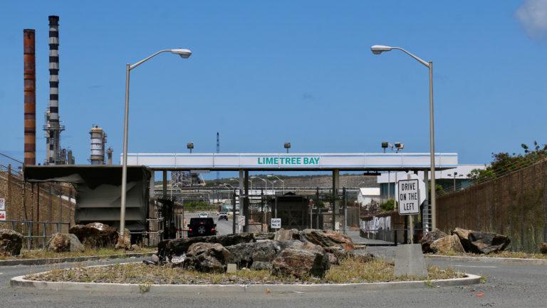Refinery Woes Impact Limetree Oil Storage