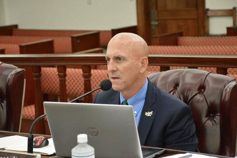 Senate Extends USVI's State of Emergency