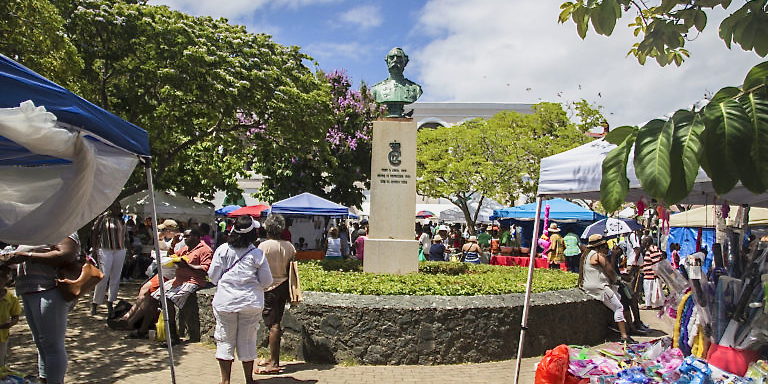 Discussion Begins on When the Statues Fall in the V.I.