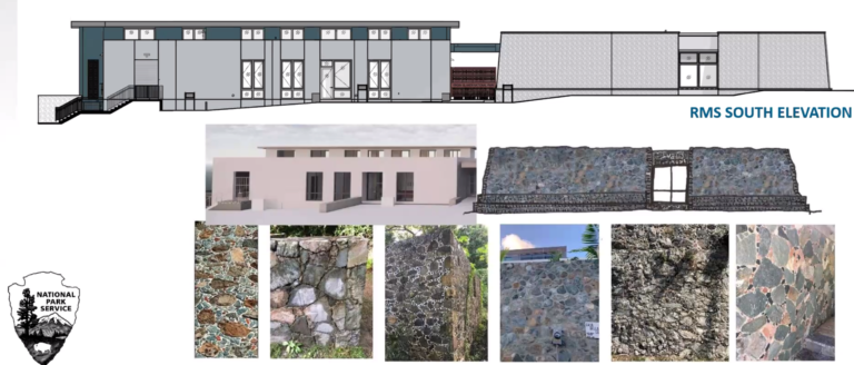 National Park Presents Plans for New Facilities and Staff Housing at Lind Point