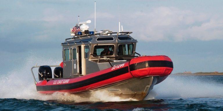 Coast Guard Rescues STT Kayaker